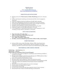 marketing communications analyst resume cv michelle hayes menlo park ca email mhayes1138hotmailcom http market research analyst resume sample