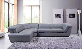 modern grey sectional sofas. Delighful Sofas Genuine And Italian Leather Corner Sectional Sofas Leather Upholstered  Contemporary  And Modern Grey Sofas