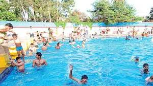 At PCMC pools, you're on your own