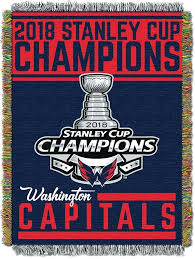 nhl bedding capitals cup champions commemorative tapestry nhl comforter set nhl bedding