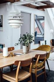 home tour with line borella in copenhagen dining room inspirationliving room ideasliving areamid century modern