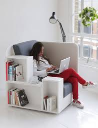 all in one storage. Modren One Sofa And Storage Space Allinone Check Out The U0027Open Book Chairu0027 By  Studio TILT To All In One Storage