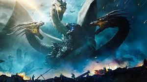 Godzilla vs. King Ghidorah Godzilla ...