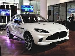 2020 Aston Martin Dbx Unveiled In Sa Automotive News Autotrader