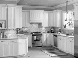 Merillat Kitchen Cabinet Doors Kitchen 59 Custom White Merillat Cabinets Plus Oven And Sink