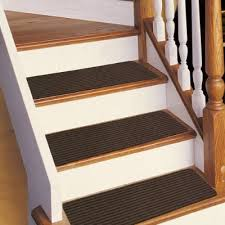Carpet treads for steps Gray 5 Stair Treads Nonslip Carpet Indoor Set Of 13 Brown Carpet Stair Tread Treads Stair Rugs Mats Thanbobbysinfo The 14 Best Carpets For Stairs In 2019 Reviews Buying Guides