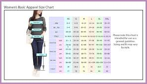 Size Charts Amys Shoes Apparel