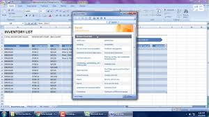Warehouse Management System In Excel Complete New 2019