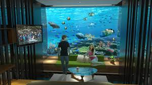 underwater hotel atlantis. Underwater Rooms Seven Seas Properties Pictures. How To Decorate A Bedroom. Master Bedroom Designs Hotel Atlantis