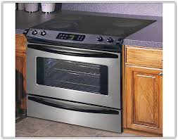 30 inch drop in electric range. Perfect Drop 30 Inch Slide In Electric Range Inside Drop S