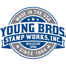 american stamp works young brothers stamp works identification tools custom stamps
