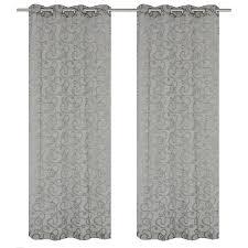 louisville decorative outdoor lighting adds mystique. louisville decorative outdoor lighting adds mystique lj home mystic burnout grommet curtain panels r