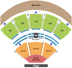 Alpine Valley Detailed Seating Chart With Seat Numbers Memorable Verizon Amphitheater Seating View Alpine Valley