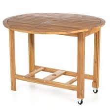 Round Teak Folding Tables  Dining Tables  Teak WarehouseSmall Round Folding Dining Table
