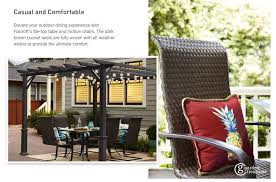 Shop the Folcroft Patio Collection on Lowes