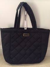 Marc by Marc Jacobs Small Crosby Quilted Nylon Tote Black Multi | eBay & MARC JACOBS Quilted Nylon CROSBY Tote/Shoulder Bag-Black-NWT Adamdwight.com