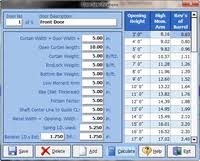 Clopay Garage Door Weight Calculator Garage Door Weight
