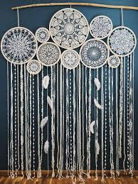 Giant Dream Catchers Interesting Dream Catcher Wedding Decor Bohemian Backdrop Dream Catcher