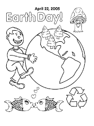 Small Picture Earth Day coloring pages Free Printable Earth Day coloring pages