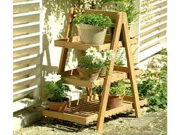 tiered outdoor plant stand creative decoration tiered outdoor plant stand 3 tier plant stands wooden natural