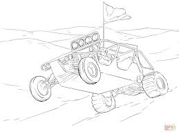 Latest dune buggy coloring pages page free printable