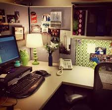 decorating office desk. Download Office Cubicle Decor Slucasdesignscom Decorating Desk I