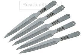 <b>Набор метательных</b> ножей Лидер, <b>5</b> шт - Спортивные ...