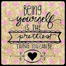 "Being yourself is the prettiest thing you can be"" #homecoming ..."