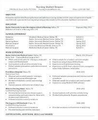 Nurses Resume Templates Resume Web