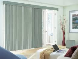 image of vertical blinds for sliding doors ideas