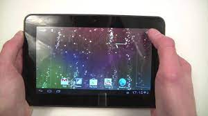 Alcatel One Touch Evo 7 hands-on - YouTube