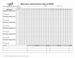 Daily Pill Chart Medication Time Chart Template Medication Template