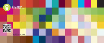 Cmyk Color Value Chart Rgb To Cmyk And Pantone Conversion Help Guide Printelf