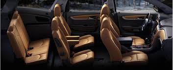 captain seats suv suvs with captain s chairs plus third row seats per s