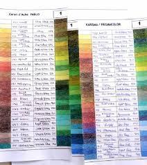 Colour Comparisons