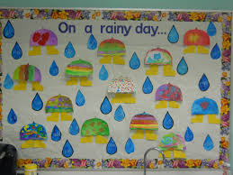mrs t s first grade class on a rainy day  on a rainy day