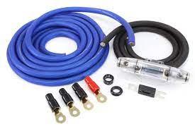 Kolossus Fleks 0 Gauge Power Amp Kit - Merchandise