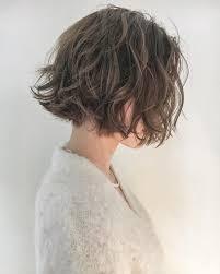 ふんわり可愛い髪の長さ別くせ毛風パーマカタログfeelyフィーリー