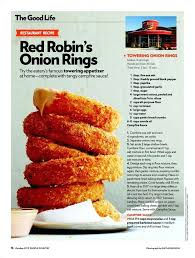 red robin restaurant nutrition red robins onion rings red robin restaurant nutrition information