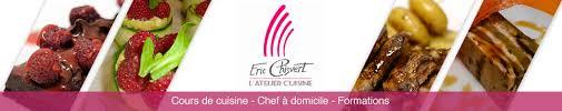 Latelier Cuisine Deric Chisvert Cours De Cuisine à Nantes