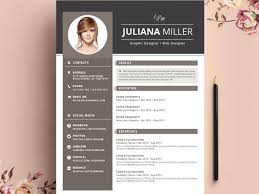 Free Modern Resume Templates 001 Cv Template Fantastic Download Word ...