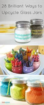 Save That Glass Jar Here Are 28 Brilliant Ways To Upcycle It Diy Creative Ways To Reuse Mason Jars Photos Mason Jar Diy