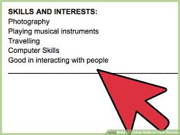 Skills To Add To Your Resumes 3 Ways To Include Skills On Your Resume Wikihow