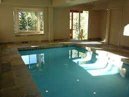 Indoor Outdoor Pool Residential Captivating Residential Swimming Pools Designs Ideas With Stone