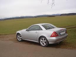 Future Curbside Classic: 1997-2004 Mercedes SLK 200/230/320AMG (R170)