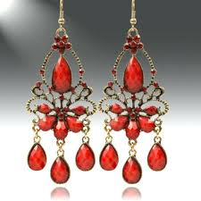 red crystal chandelier earrings antique red chandelier earrings red swarovski crystal chandelier earrings red crystal chandelier