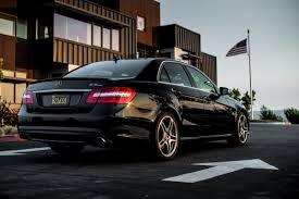 2011 E63 AMG - Black on Black with Carbon Interior - MBWorld.org ...