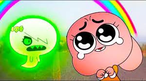 the amazing world of gumball rainbow ruckus new beginning 1 walkthrough gameplay