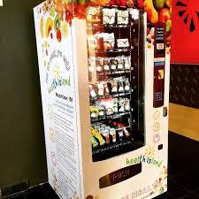Health Island Vending Machines Inspiration Health Island Food Stuff SA