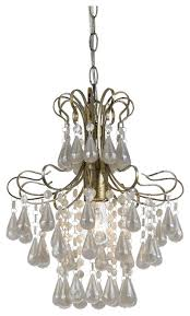 tiffany mini pearl chandelier soft gold white pearl traditional chandeliers